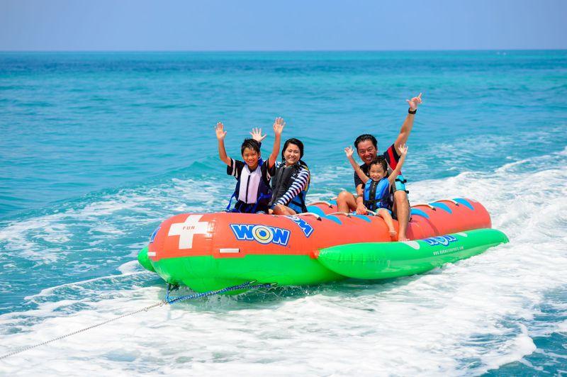 今度の家族旅行はいつもと違う!沖縄「オクマ プライベートビーチ & リゾート」