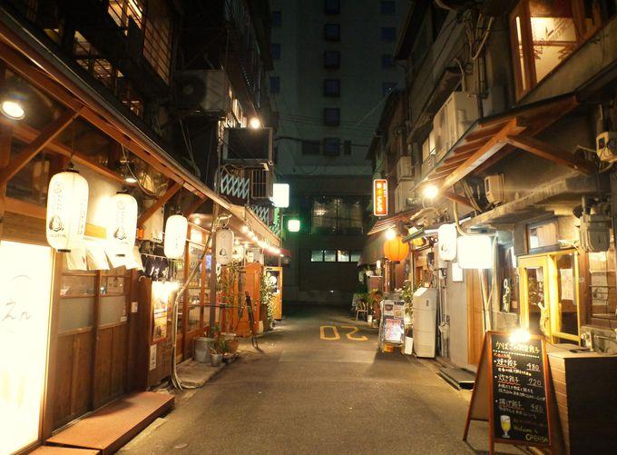 広島観光1日目夕方以降:広島中心エリア