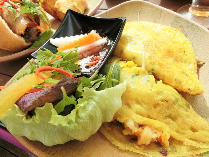 リーズナブルで美味しいベトナム料理