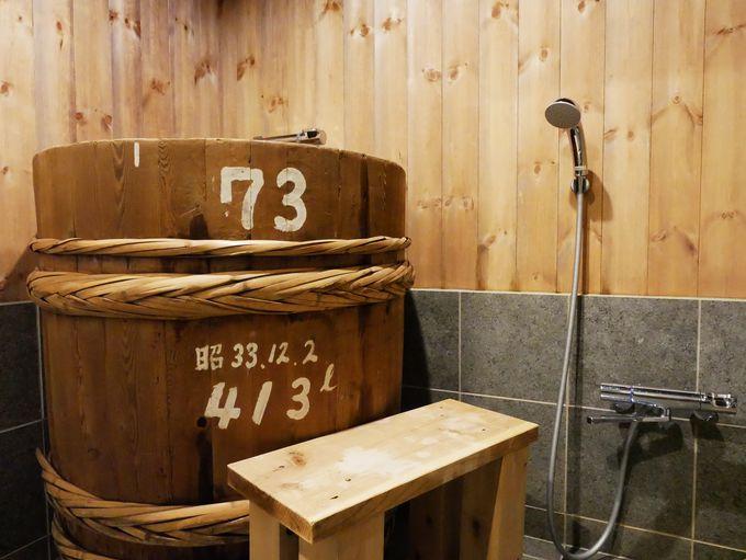 酒蔵を改装した「MACHIYA INN 近江八幡」本館
