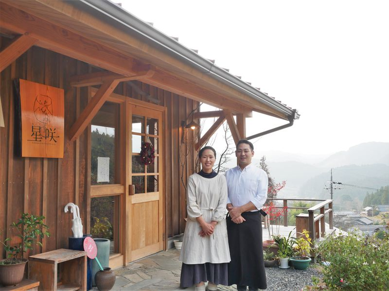 """奈良の豊かな食を楽しむ""""口福""""のオーベルジュステイ〜土地の恵みをフレンチと和のコラボで〜"""
