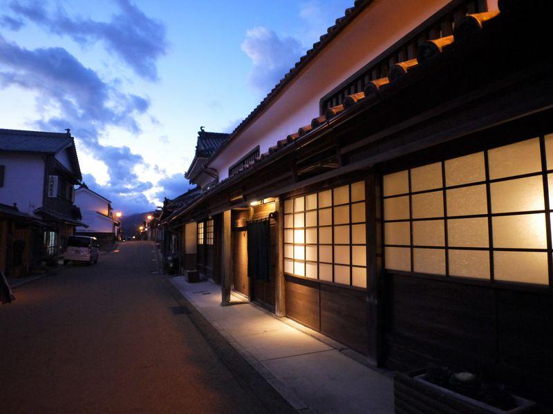 「うだつの町並み」脇町(徳島県)で昔と今を楽しむ欲張り旅
