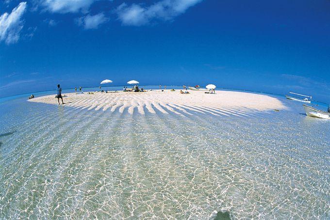 与論島の絶景「百合ヶ浜」とは
