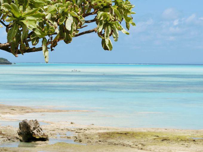 まるで海外リゾート!与論島の魅力