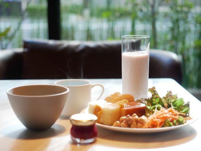 「松也-MATSUNARI-」が提供するこだわりの朝食