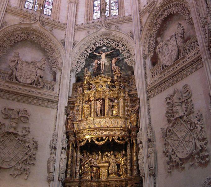 町のシンボル「ブルゴス大聖堂」はイベリア半島初のゴシック様式の大聖堂