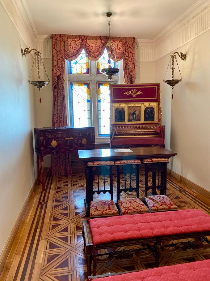 「マグダレーナ宮殿」を目指して歩こう