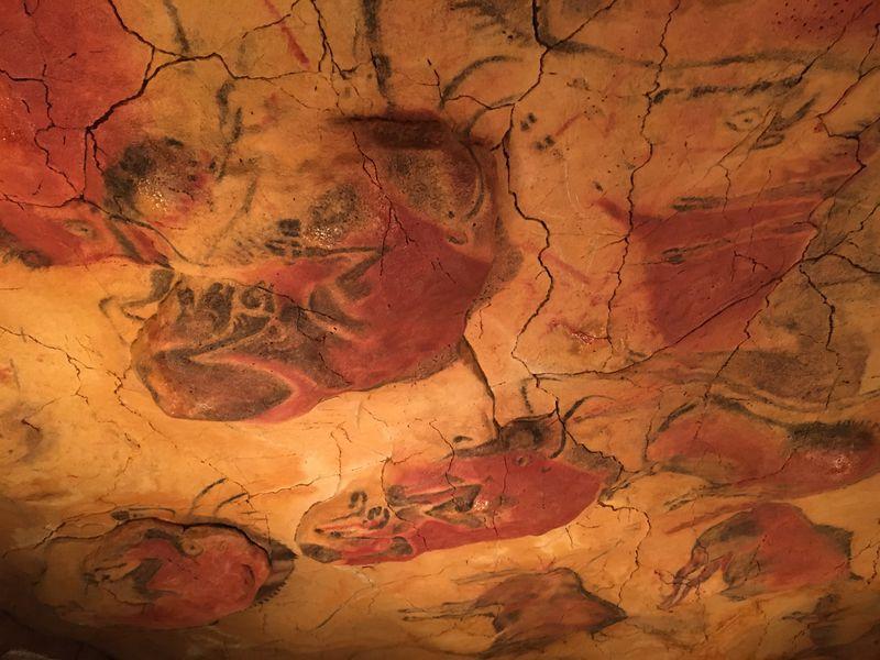 スペイン「アルタミラ博物館」教科書で見たあの壁画がここに!