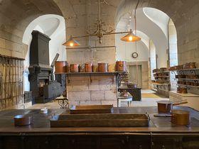 マドリードの王宮「厨房」で宮廷料理人気分を味わおう