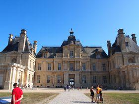 パリから電車で20分!ベルサイユ宮殿のモデル「メゾン城」