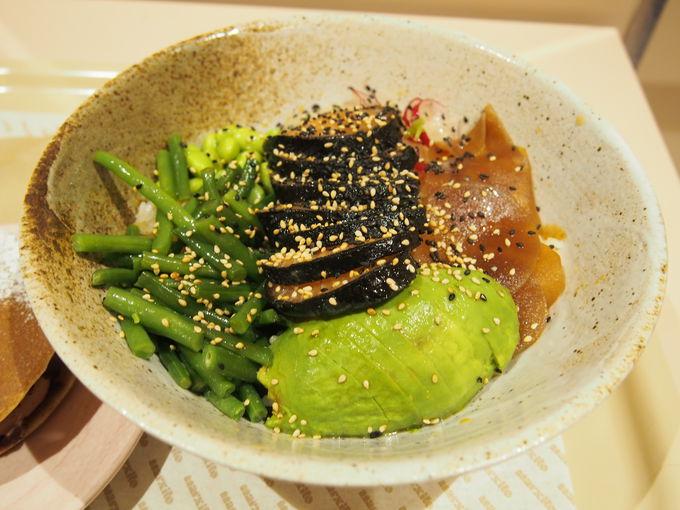 マルクシトのメニューは和食とフレンチのコラボがいっぱい!