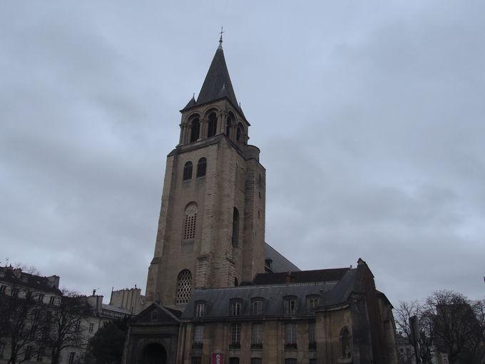 「サンジェルマンデプレ」は教会なしには語れない!