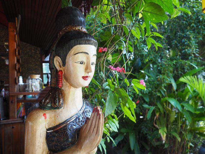 日本からも近く、のんびりするのに絶好のパーイ