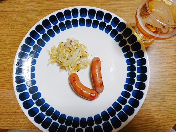 お手軽「ザワークラウト」だって立派な料理!