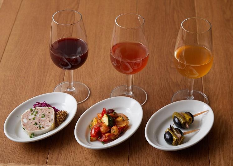 ワインと食事と会話を楽しむ!ワインバル