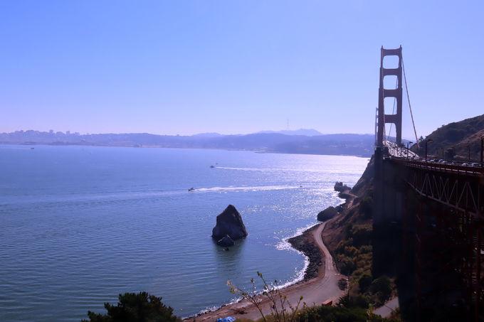 サンフランシスコ湾の絶景を!