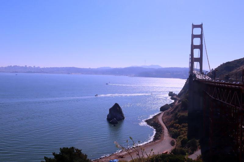 サンフランシスコからサウサリートへのプチトリップが面白い!