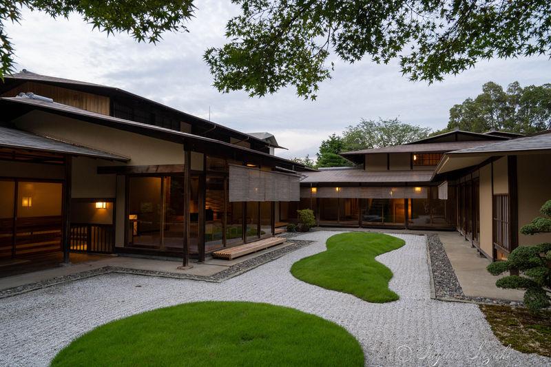 川端康成が愛したウェスティン都ホテル京都「佳水園」