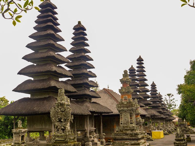 バリ島で恋愛成就祈願!?世界遺産の「タマン・アユン寺院」