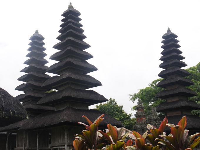 「タマン・アユン寺院」の見どころ