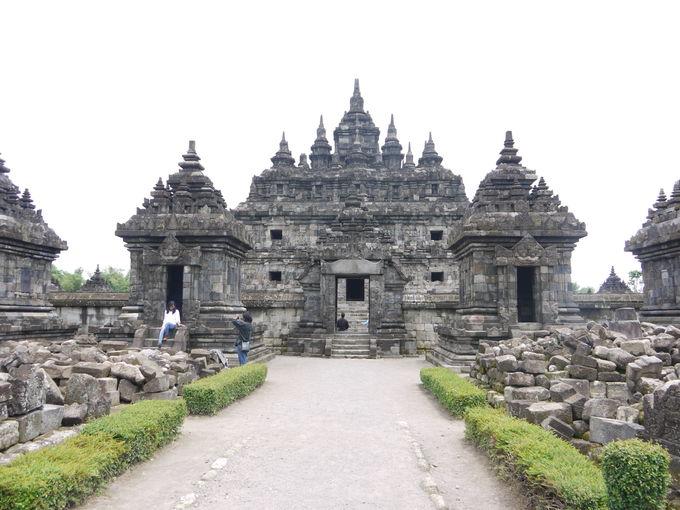 姫のために建立された「プラオサン寺院」