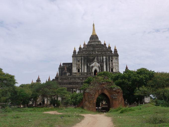 オールドバガンで訪れるべき寺院