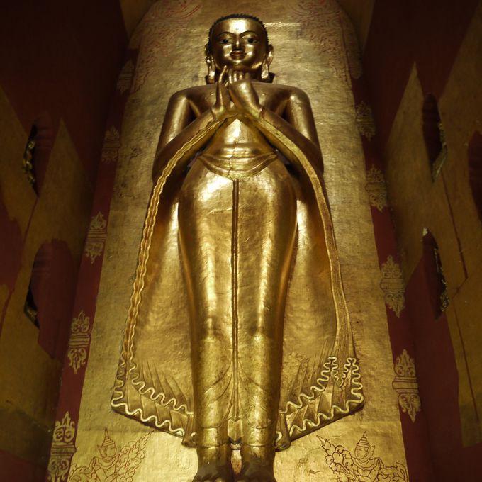 必ず訪れたいアーナンダ寺院