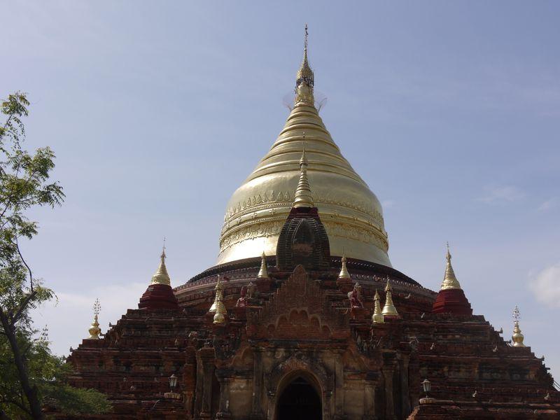 ミャンマーの世界遺産「バガン」でニューバガンの遺跡を巡ろう