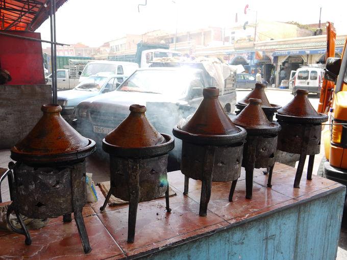 旅中に一度は食べたい定番モロッコ料理