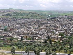 迷路のような街へ!モロッコ・フェズのメディナをそぞろ歩き