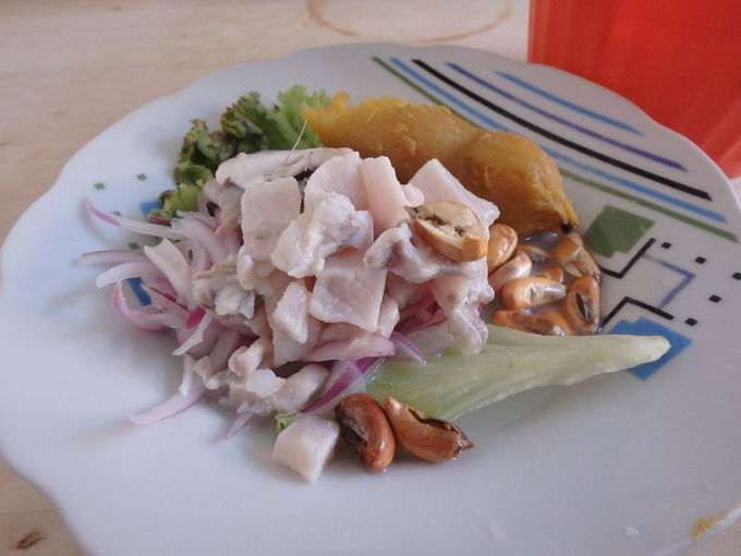 ペルーを代表する料理!「セビーチェ」