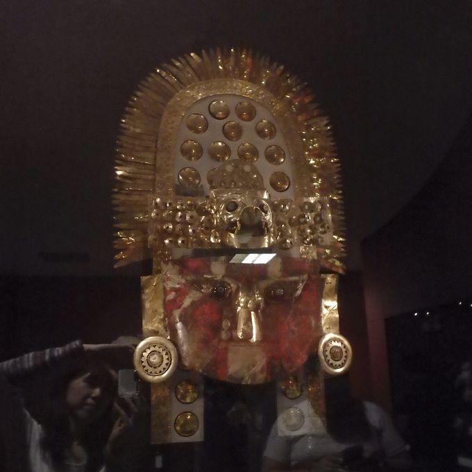 日本の援助によってオープンした「国立シカン博物館」