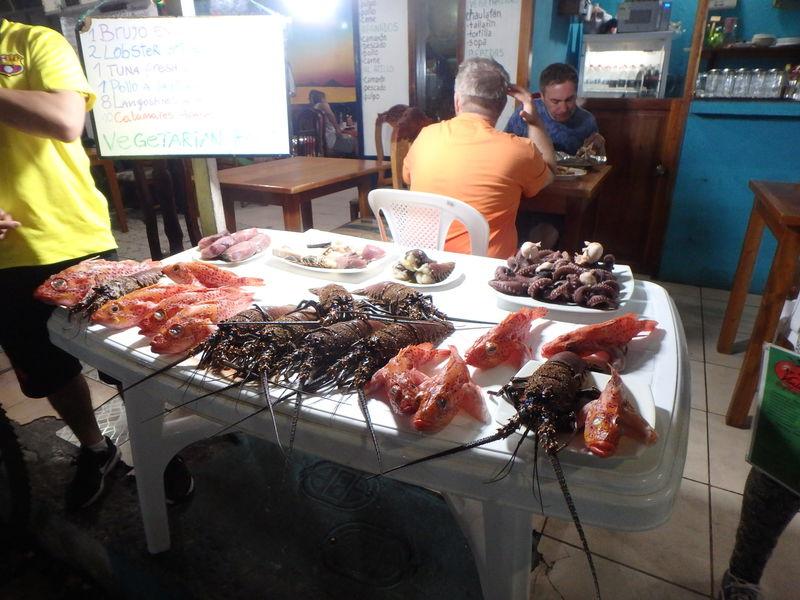 ガラパゴス諸島で海鮮三昧!外せない必食グルメをご紹介