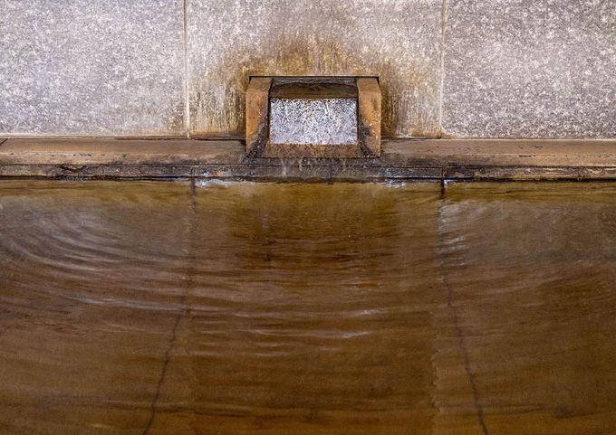 「黒湯」で知られる上野の名湯