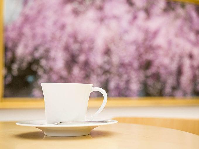 カフェとピアノと爛漫と
