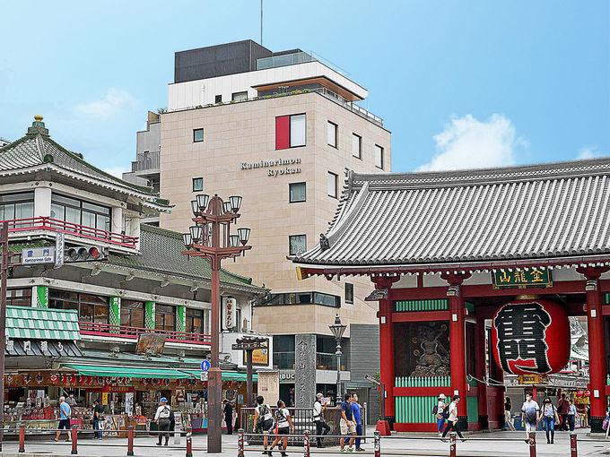 3.浅草の高級ホテルならここがおすすめ!