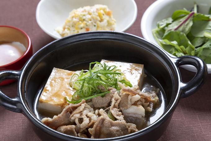 「東京の味」を楽しめる朝食