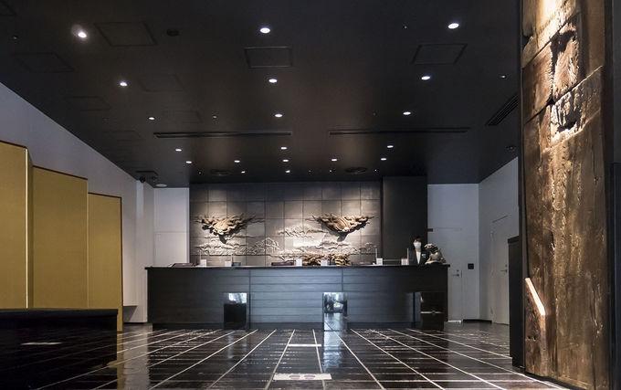 京都の凛とした空気が漂うホテル