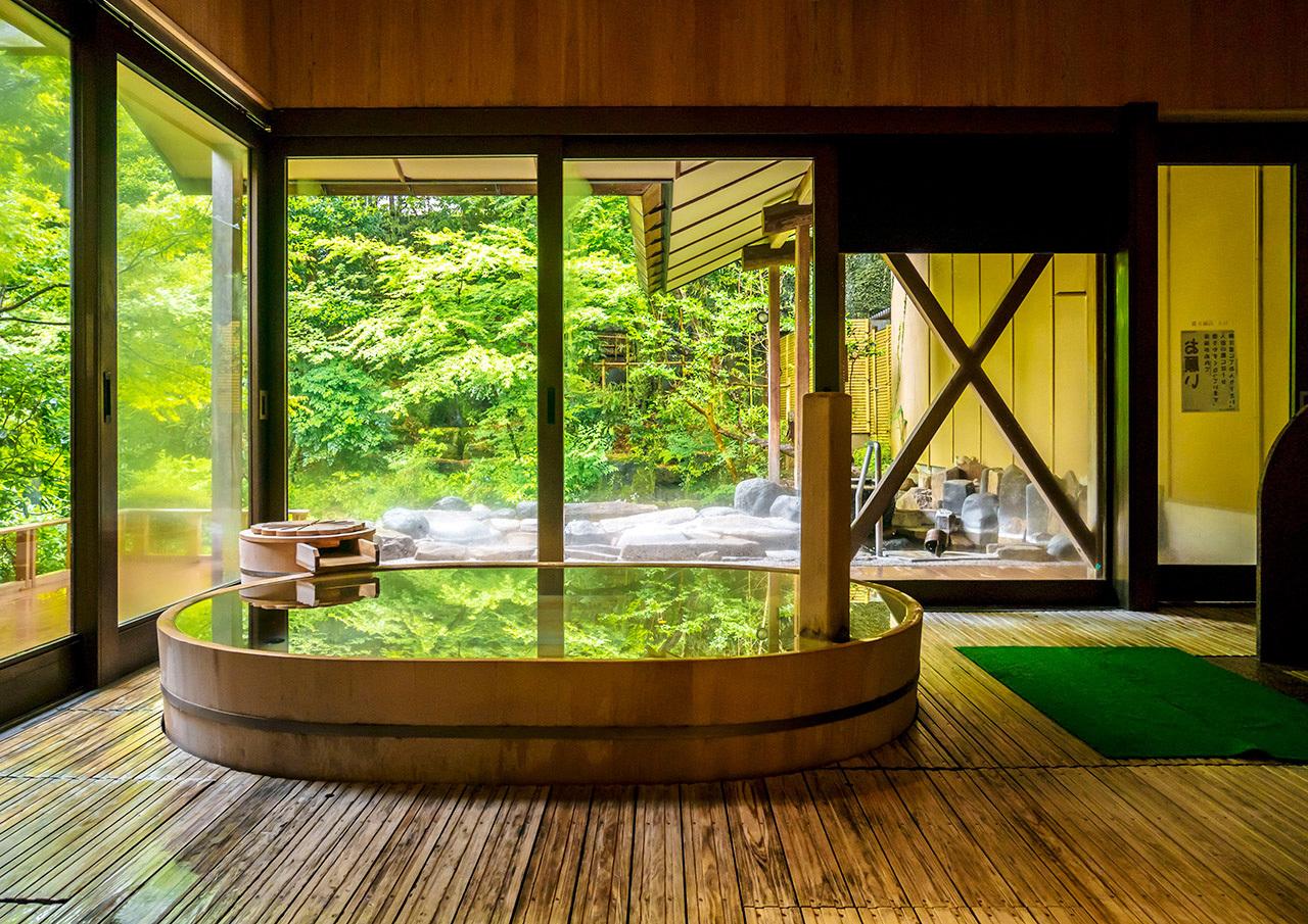 伊豆修善寺温泉の老舗宿「湯回廊 菊屋」に別邸と新館オープン