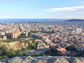 バルセロナの全景を一望できる!絶景スポット3選