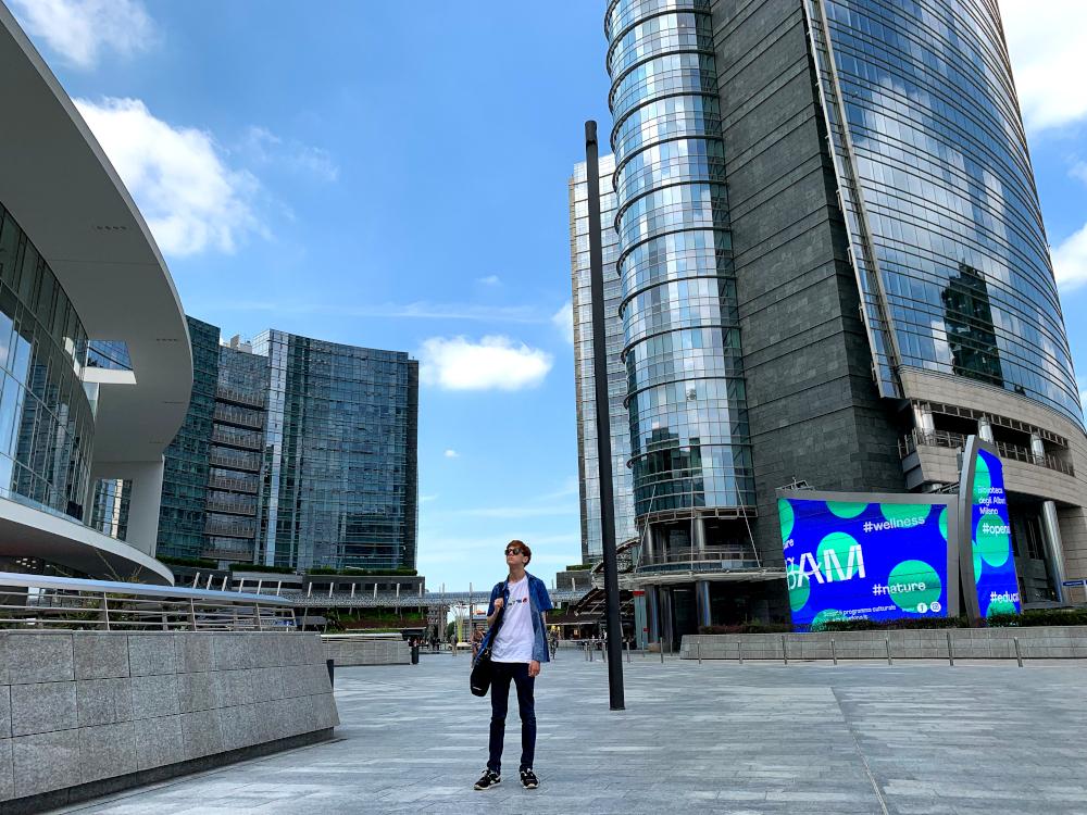 環境保護とエコ意識の高いヨーロッパの新しい建築物