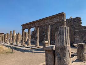 イタリアの世界遺産「ポンペイ遺跡」の必見観光スポット