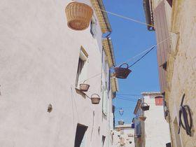 南フランス・プロヴァンス「夏のカゴ祭り」でお気に入りのカゴ探しへ