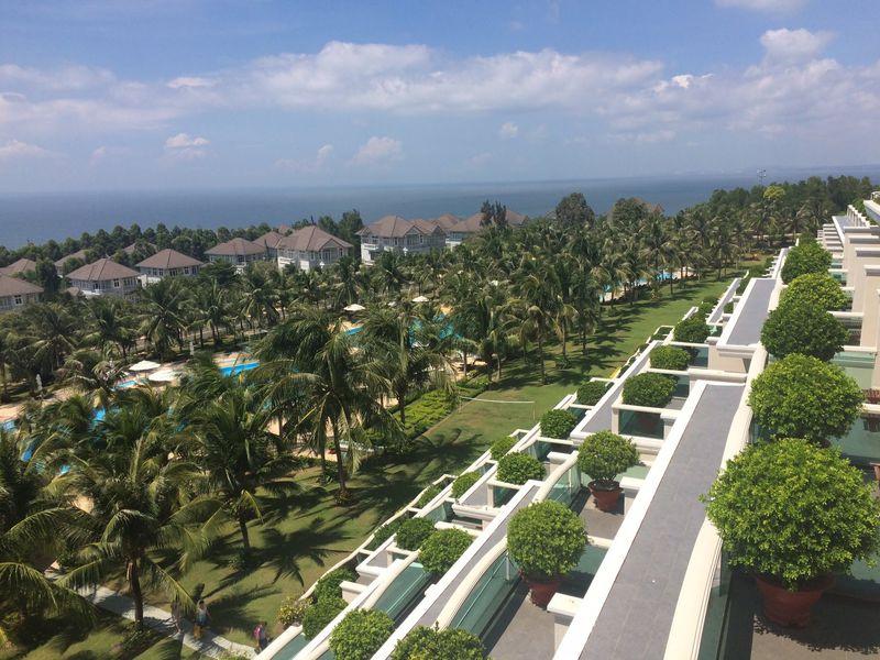 ベトナム・ファンティエット「シーリンクスビーチホテル」で優雅な滞在を