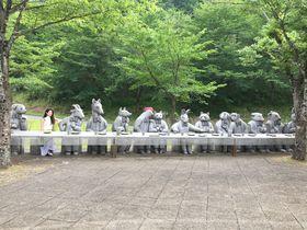 兵庫県朝来市・森の中の美術館「あさご芸術の森」