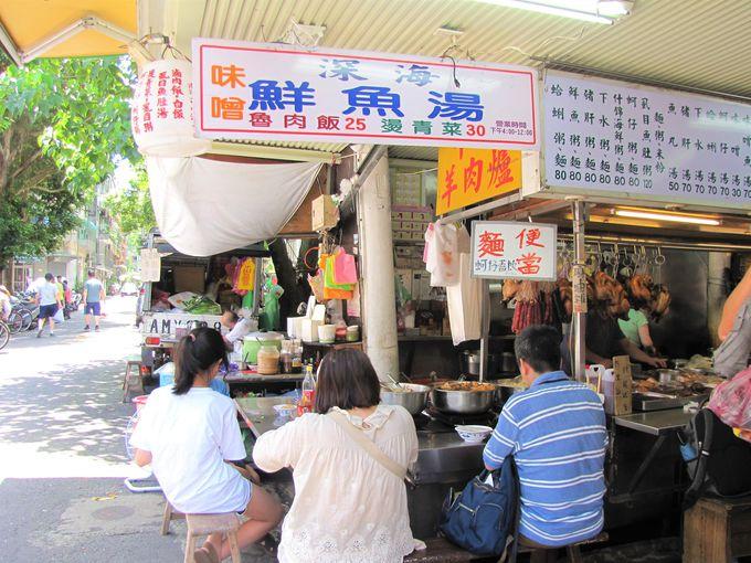 『路』のロケ地!台北・路地裏の名店「龍泉深海鮮魚湯」絶品グルメ