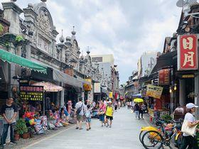 豆腐の街!街歩きが楽しいレトロな老街・台湾桃園「大渓老街」