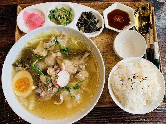 お茶に合う台湾伝統料理に舌鼓