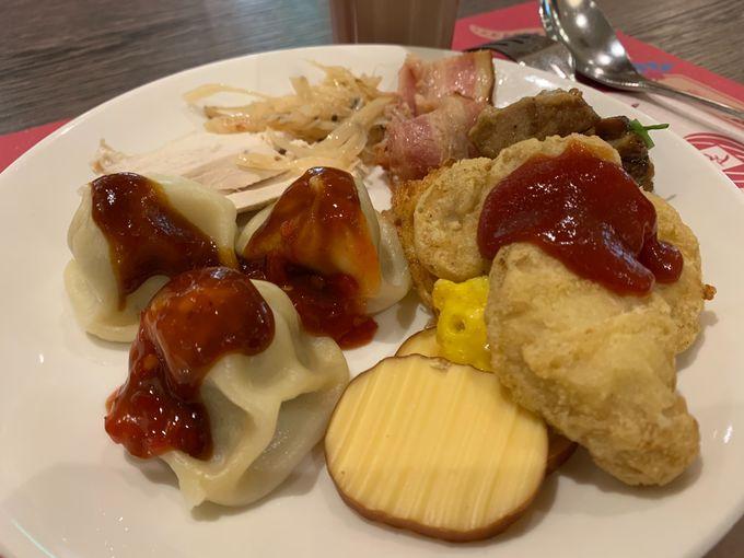 台湾名物が味わえるビュッフェレストラン