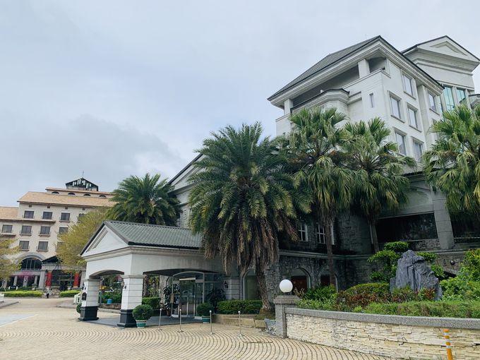 ファミリーに人気の煙波大飯店はどんなホテル?